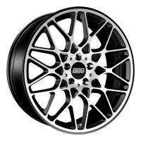 Диски BBS RX301 Satin Black Diamond Cut