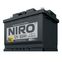 АКБ NIRO MF 56076 60А/ч L