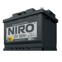АКБ NIRO MF 56077 60А/ч R